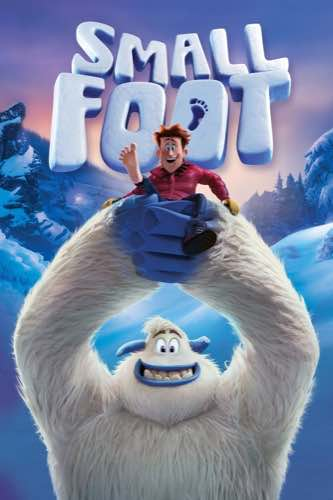 Smallfoot 2018 movie poster