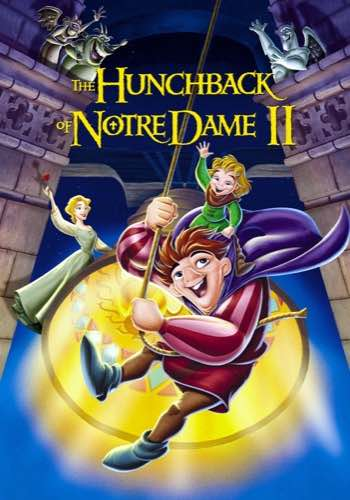 The Hunchback of Notre Dame 2 2002 movie poster