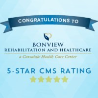 Bonview Rehabilitation and Healthcare receives 5-star CMS rating