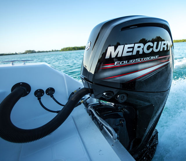 115 Hp Fourstroke Outboards
