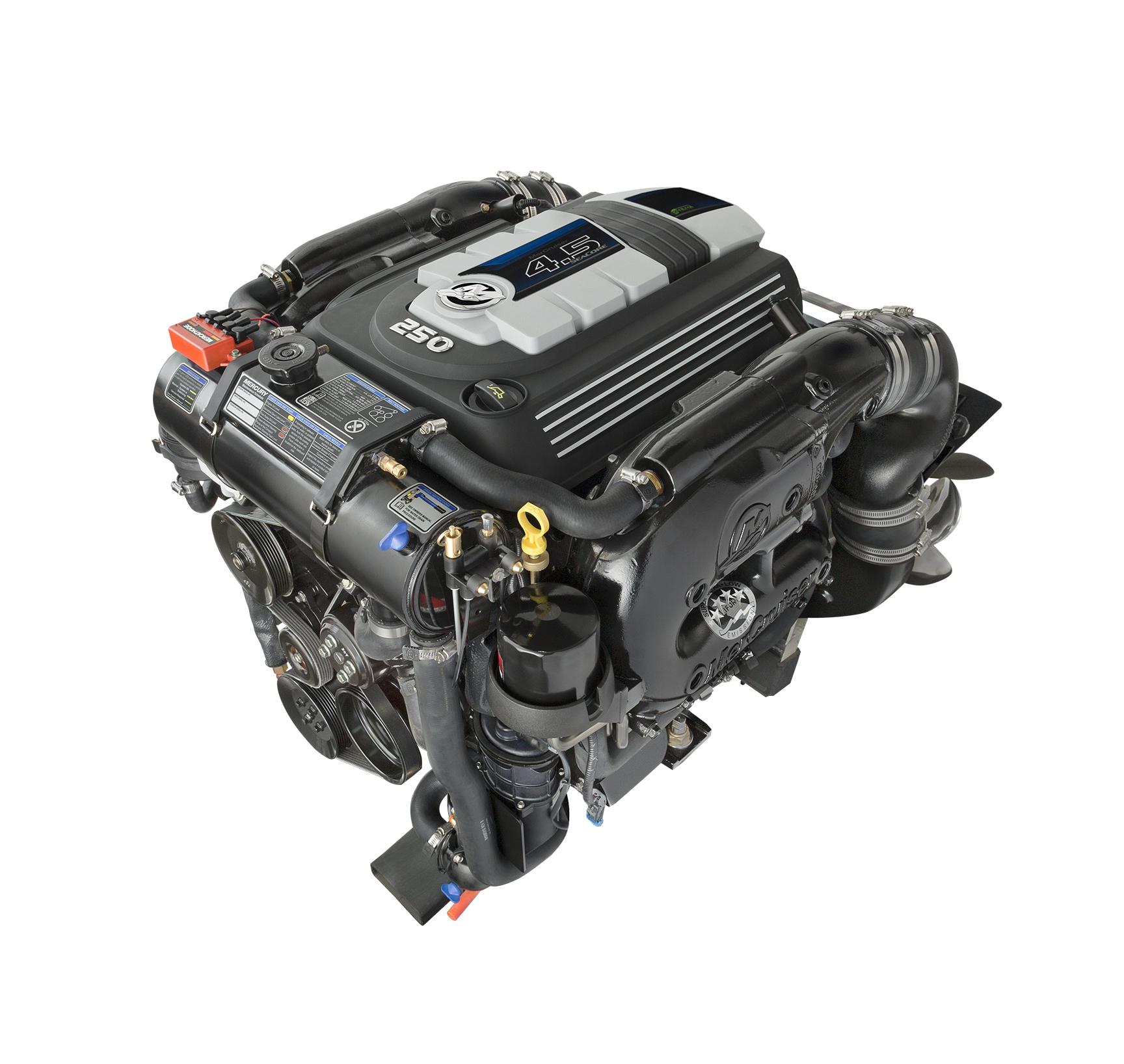 hight resolution of mercruiser 4 5l