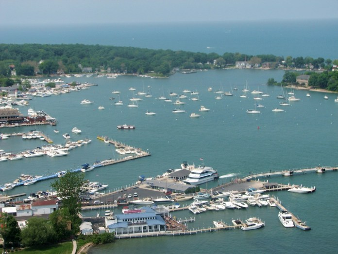 """It may not be Duval Street, but it's as close as you're going to get at the """"Key West of Lake Erie"""" at Put-in-Bay on South Bass Island."""