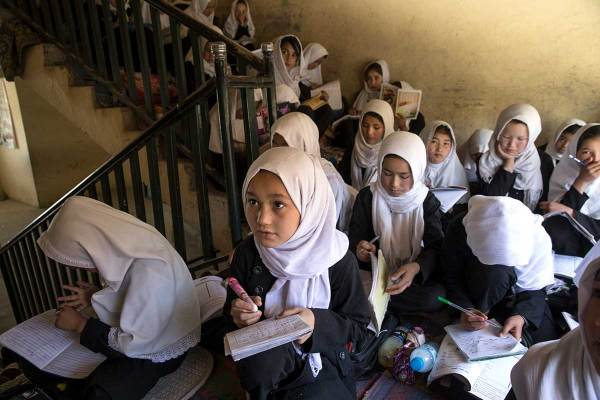 Afghanistan Girls Education Rights