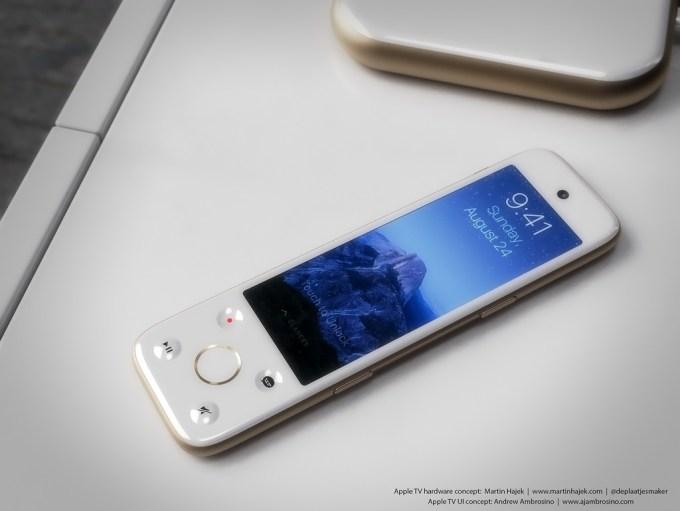 こんなストレート端末を待ってた!コンセプトデザインだけど。そもそも電話機じゃないけど。