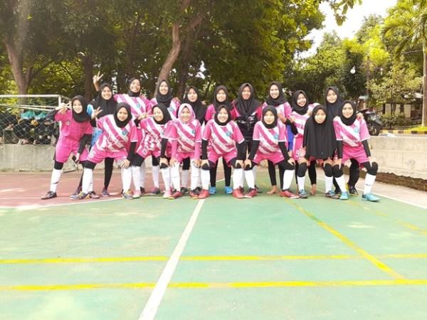 Futsal Putri Walisongo Sport Club Meraih Juara 2 Tournament Futsal Putri se Jawa-Madura