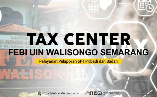 Tax Center - Fakultas Ekonomi dan Bisnis Islam