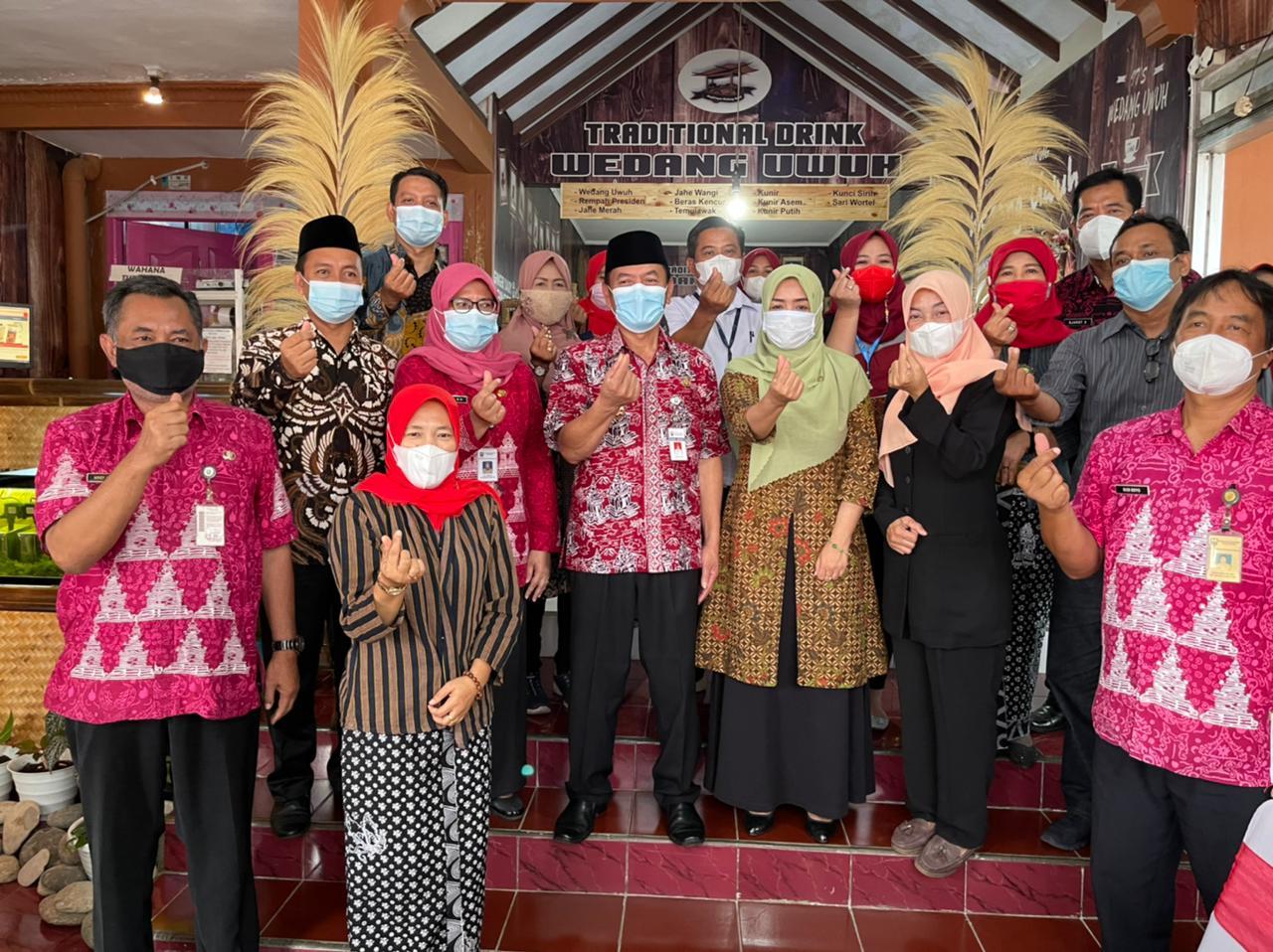 FEBI UIN Walisongo Menjalin Kerjasama dengan UPPKS Kabupaten Semarang