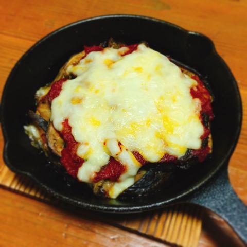 チキンのトマトソース焼き