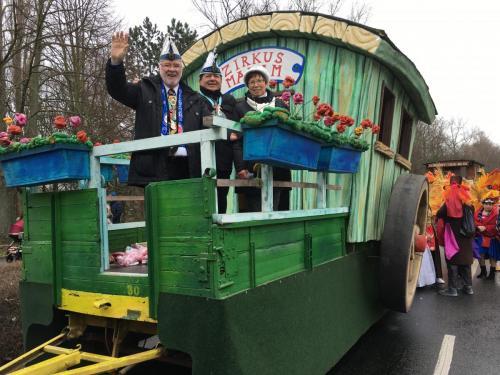Karneval in Braunschweig 2019