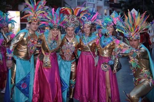 Karneval in Budva 2019