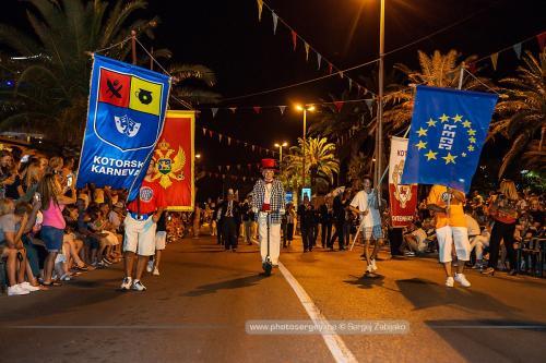 Karneval in Kotor 2019