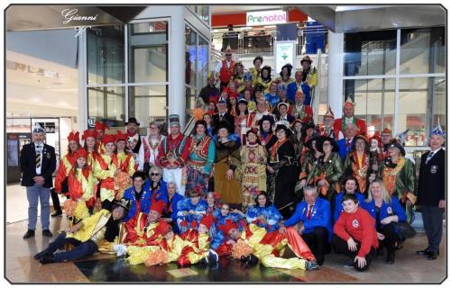 Karneval in Lugagnano 2019