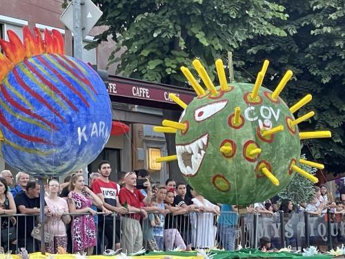 Karneval in Bela Crkva 2021