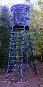 Image Custom Camoflauged Fechtner Stands