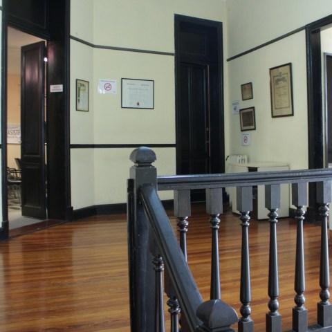 Casa Museo Bernardo Houssay 2019-2023