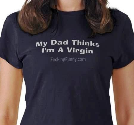 Fat Girl Jokes Dirty My dad thinks I am a v...