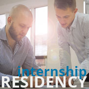 Learn More About Internships and Residency