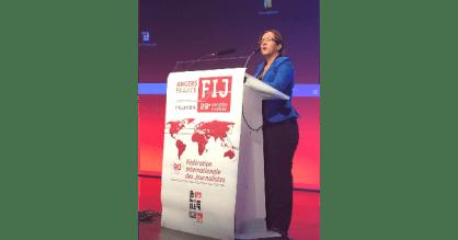 Adriana Hurtado IFJ