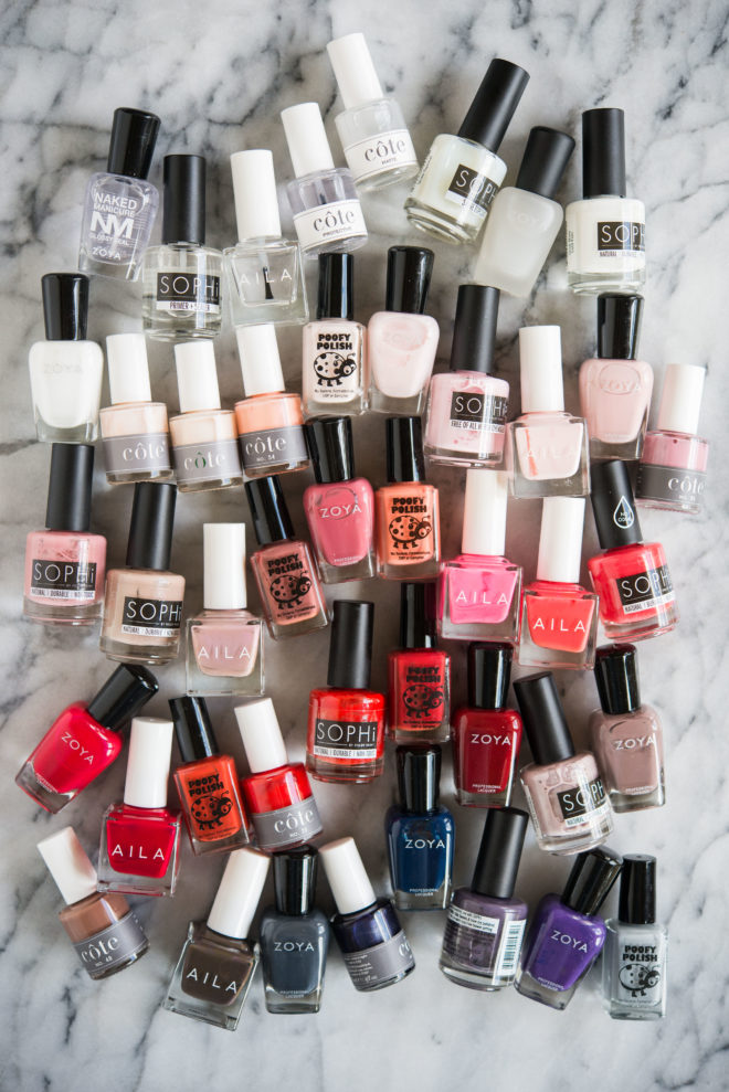 Nail Polish Brands Used In Salons : polish, brands, salons, Non-Toxic, Polish, Brands, Avoid