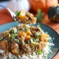 Crockpot Beef Pumpkin Curry (AIP)