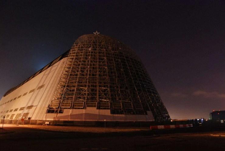 NASA Ames Singularity University Hangar One