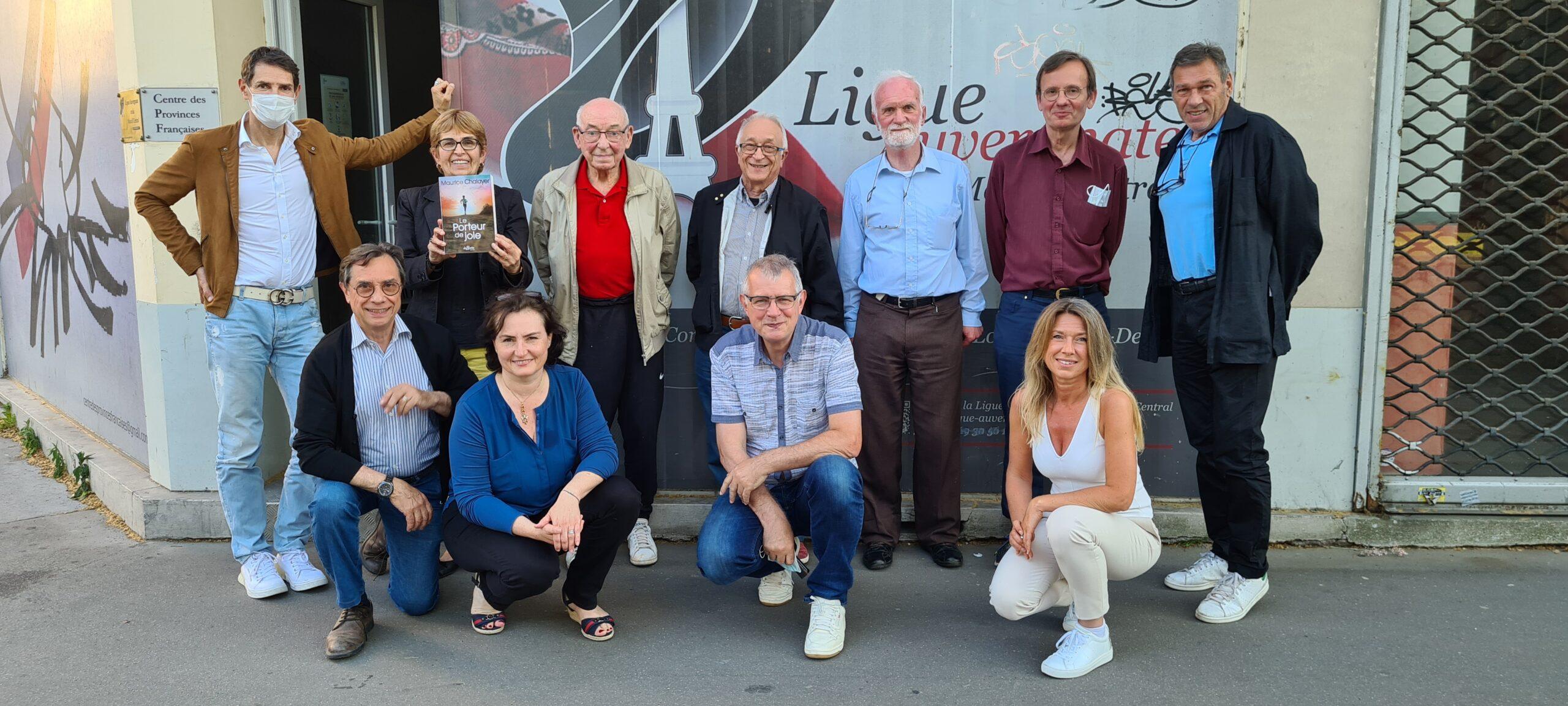 Jury Prix Arverne