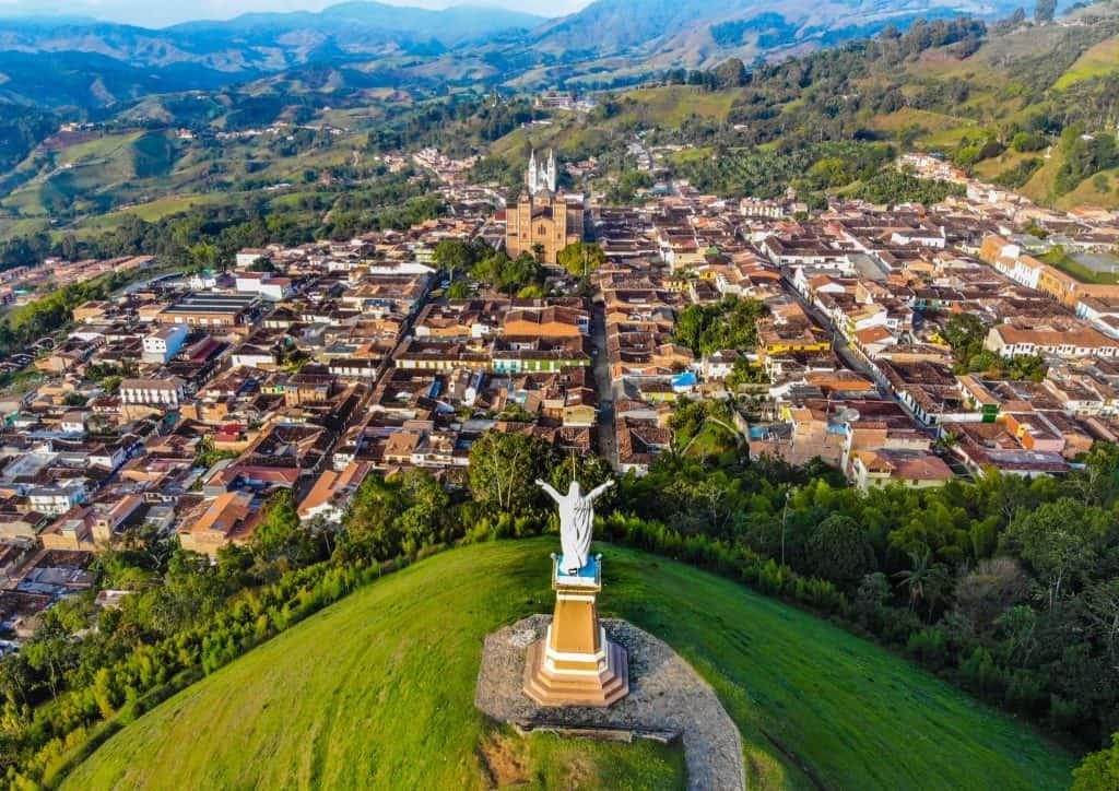 Pueblo Jericó Antioquia