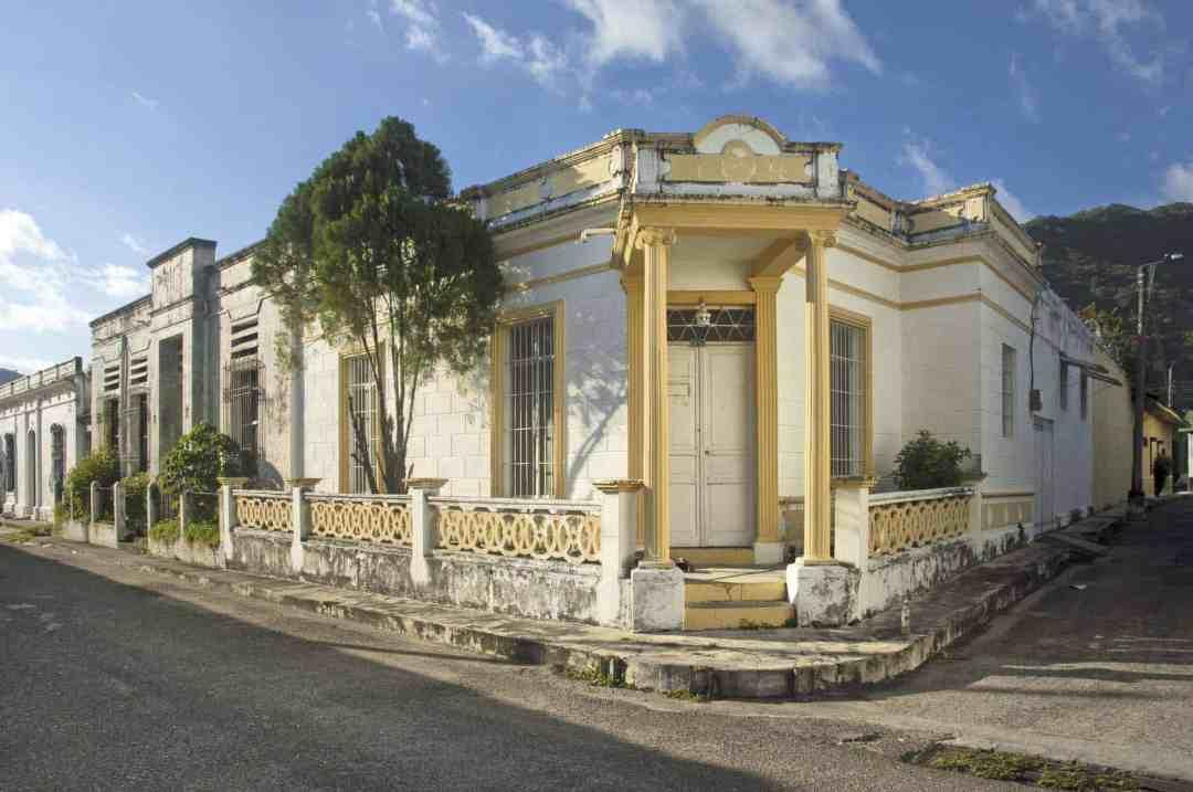 Edificio Colonial Honda