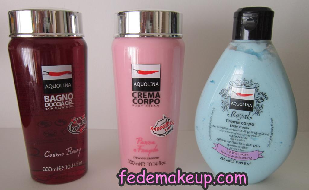 Bagno Doccia Aquolina : Review aquolina e pink sugar creme corpo e gel doccia u2022 fedemakeup