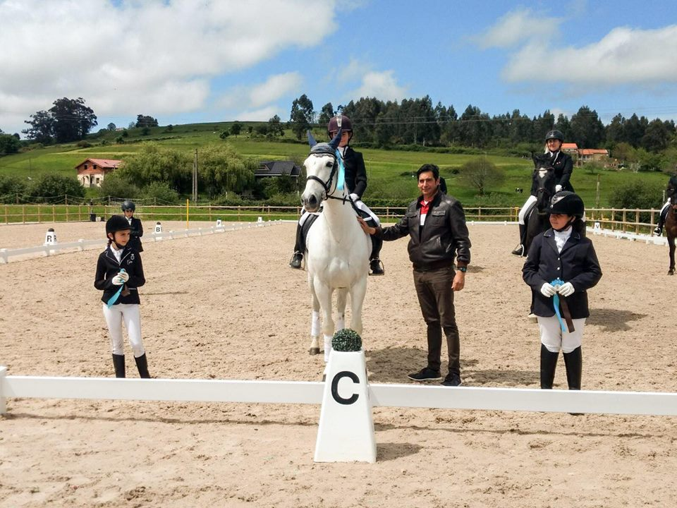 La Liga Cántabra de Doma Clásica 2018 comenzó en Equus Gornazo