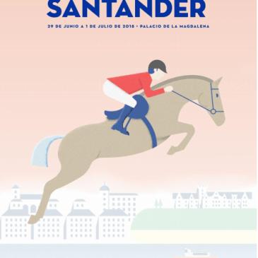 CSI 2* Santander: Plazas disponibles para deportistas cántabros