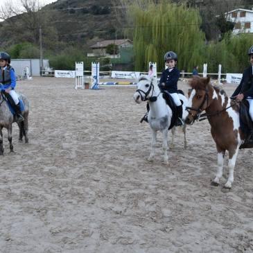 La Gerencia acogió la Liga Norte de Salto y el Campeonato de Cantabria de Salto con Ponis