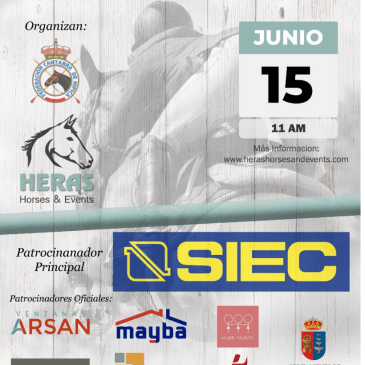 Primer concurso de la I Copa SIEC de Salto