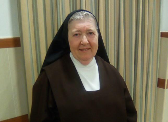 Hna. María Jesús de la Trinidad, Presidenta