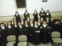 Prioras y delegadas