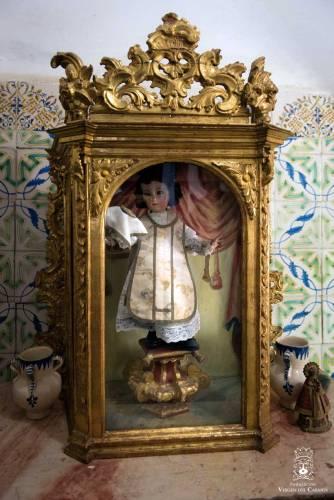 Niño Jesús sacerdote
