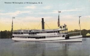 Steamer Wilmington
