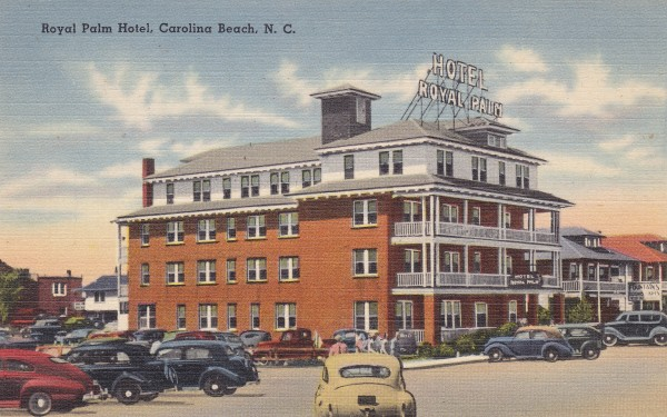 Royal Palm Hotel - Carolina Beach
