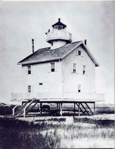 The Third Federal Poin Lighthouse