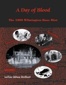 Book: A Day of Blood