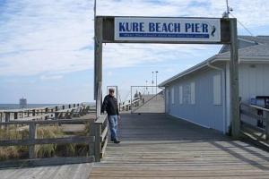 Kure Beach Pier