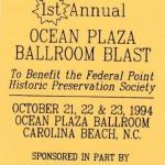 Ocean Plaza Ballroom Blast