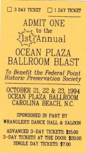 Ballroom Blast, 1994