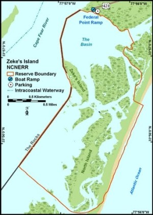 The Rocks - Zeke's Island