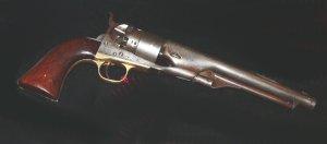Colt Army Revolver -1860