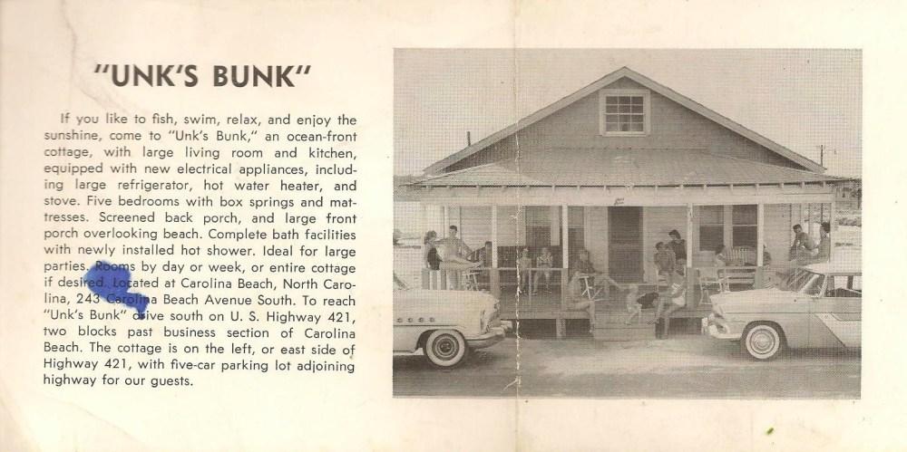 Unks Bunk #2