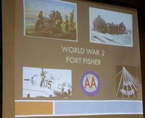 World War II - Fort Fisher