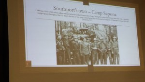Camp Sapona - Southport's Own