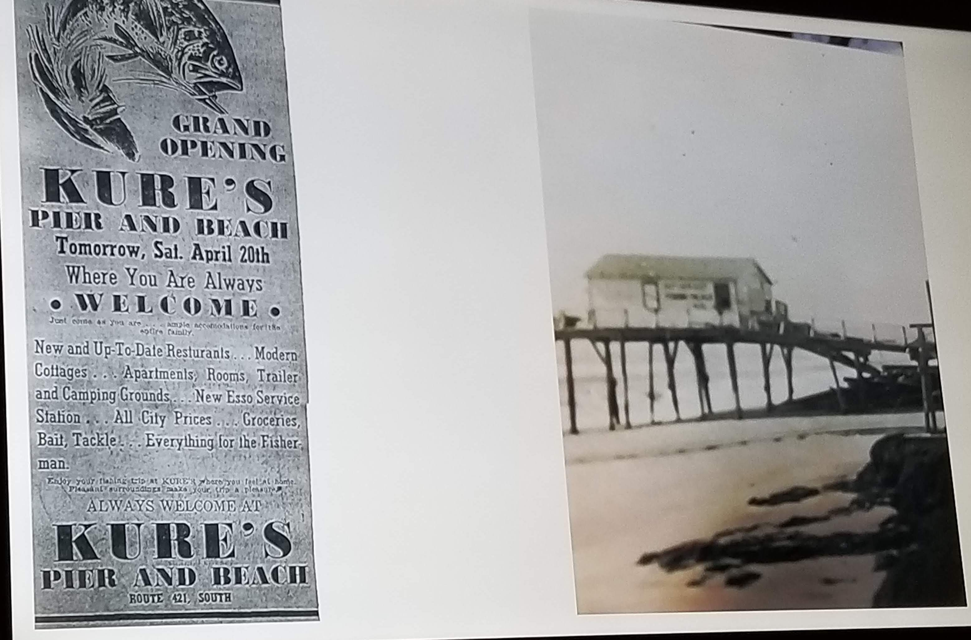 Kure Beach | Federal Point Historic Preservation Society