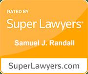Samuel J. Randall Super Lawyers